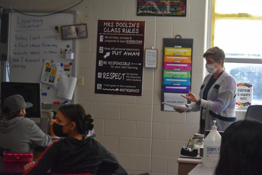 New Teacher Feature